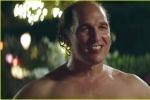 《金矿》曝限制级预告 影帝马修·麦康纳全裸出镜