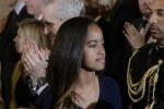 奥巴马女儿再次涉水好莱坞 将在韦恩斯坦影业实习