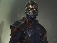 《银河护卫队》曝早期概念图 星爵霸气全副武装