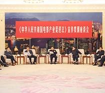 贯彻电影产业促进法座谈会在京举行 王晨等出席