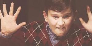 惊!哈利·波特的贪吃胖表哥大变样 如今瘦瘦的