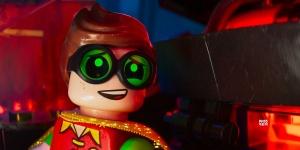 《乐高蝙蝠侠》罗宾少爷片段 罗宾与蝙蝠侠搞怪