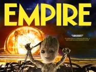《银护2》登《帝国》封面 格鲁特扯磁带狂卖萌