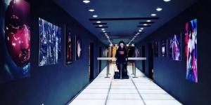 《攻壳机动队》即将上映 电影主题展登陆北京
