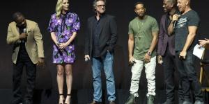 巨石缺席《速激8》发布会 与迪塞尔不和传闻再起