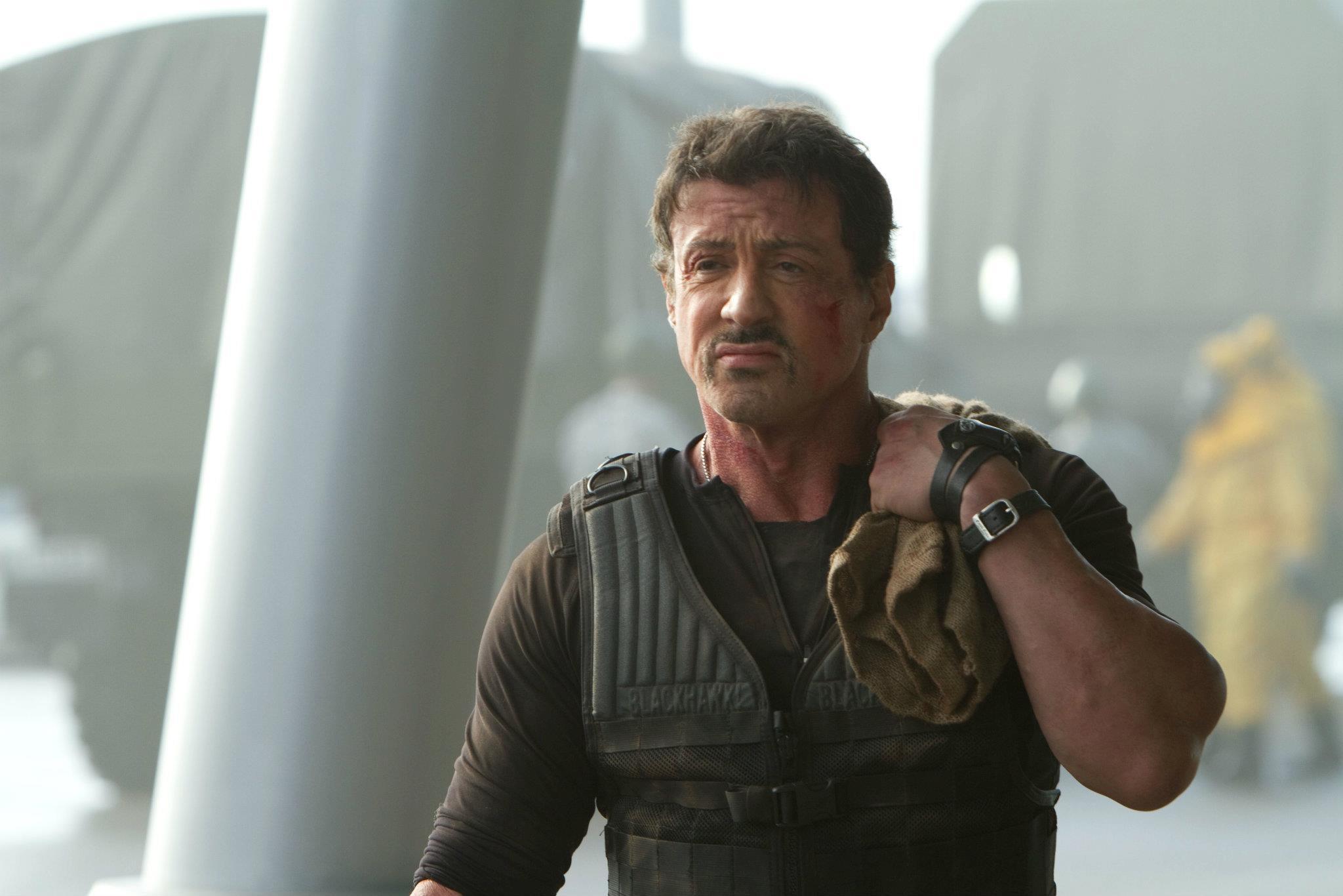 史泰龙将退出《敢死队4》 影片制作或难以为继