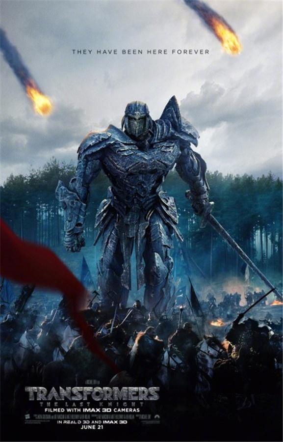 除了圆桌骑士,还有12名变形金刚曾与亚瑟王并肩作战.