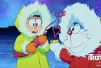 即将于5月30日全国上映的动画电影《哆啦A梦:大雄的南极冰冰凉大冒险》今天曝光了一组剧照,哆啦A梦以全新极地探险套装形象出现,和伙伴们第一次到达南极,开启冒险之旅。作为日本广受欢迎的IP大作,影片在日本一经公映,首周票房便成绩不俗。此次哆啦A梦再度归来也必将不负期待,继续给忠实观众们最暖心的陪伴。