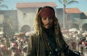 《加勒比海盗5:死无对证》欧洲首映 主角互夸演技