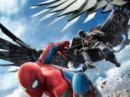 《蜘蛛侠》新海报预告 钢铁侠调教小蜘蛛回归复联