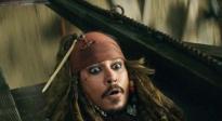 《加勒比海盗5》杰克船长来势汹汹 排片量近半