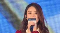 赵丽颖为新戏《楚乔传》站台 与张碧晨合唱片头曲