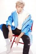 张若昀最新写真曝光 化身叛逆少年最潮街头风