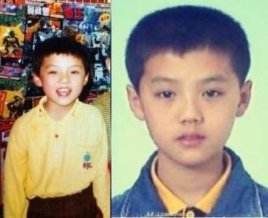 鹿晗吴亦凡热巴 这些明星童年照惊艳到你了吗?