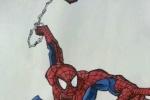 《蜘蛛侠:英雄归来》儿童节庆生粉丝以画传情