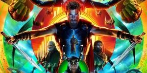 《雷神3》曝海报、预告 雷神组队对抗死神海拉