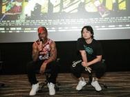 导演杨子携马布里重返北京 电影回到梦开始的地方