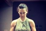 伊万杰琳·莉莉将进组拍《蚁人2》 晒健身成果