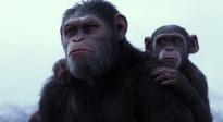 """《猩球崛起3:终极之战》""""领袖凯撒""""版预告"""