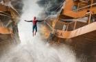 《蜘蛛侠:英雄归来》黑暗降临片段