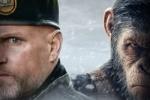 《猩球崛起3:终极之战》特辑 人脸40秒变猩猩