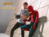 《蜘蛛侠:英雄归来》曝片段 蜘蛛侠纪录复联内战