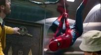 《蜘蛛侠:英雄归来》 霍兰德的表演不负众望