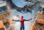 """好莱坞科幻冒险动作巨制《蜘蛛侠:英雄归来》已在全国上映,在内地掀起一阵""""蜘蛛侠""""热潮!上映后票房持续飘红,18小时破亿,36小时破两亿,44小时高达3亿,一举成为今年超级英雄优乐国际开画最佳,更是凭借单日票房1.8亿的好成绩,成功打破历年9月好莱坞优乐国际单日票房纪录!影片由乔·沃茨执导,汤姆·赫兰德、小罗伯特·唐尼、迈克尔·基顿、玛丽莎·托梅联袂主演,目前影片正在全国火热上映中。"""