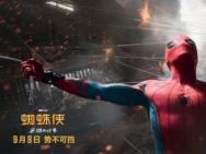 """小蜘蛛分身黑白荷兰弟 首周票房超""""导师""""钢铁侠"""