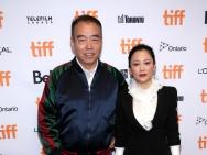 《妖猫传》多伦多沙龙网上娱乐节首映 陈凯歌陈红恩爱亮相