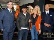 《王牌特工2》同款裁缝铺伦敦揭幕 绅士时尚来袭