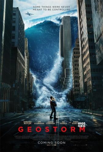 吴彦祖联手斯巴达勇士 演绎灾难片《全球风暴》_好莱坞
