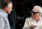 据英国《镜报》等媒体报道,阿尔·帕西诺、罗伯特·德尼罗与马丁·斯科塞斯三位电影界的大咖终于聚在一起了,三人此次聚首是为拍马丁·斯科塞斯的新片《爱尔兰人》。43年前,帕西诺与德尼罗曾共同出演《教父2》,虽然两人在齐乐娱乐中并未出现在同一场景,但依然令粉丝们难忘。