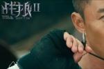 《战狼2》在香港票房已破纪录 成内地电影第一名