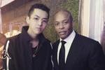 吴亦凡同框说唱歌星Dr.Dre 网友:难道要合作?