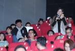 """烂番茄100%新鲜度泰国青春片《天才枪手》即将于10月13日登陆内地院线。9日晚,该片于北京举行主题为""""提前开考""""的超前点映。"""