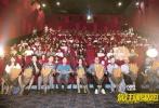 10月10日,南昌这座文化古城迎来了《你往哪里跑》剧组的到来,这部由由刘镇伟执导,王迅、张瑶领衔主演,张峻豪、安志杰、陈国坤、孔连顺、小爱主演,王双宝、巴多、方青卓、李小川、田帅、苏丹萍、文峰等联合主演的合家欢喜剧,将于10月13日在全国上映。在南昌首映现场,王迅虽然有工作不能到场,但是还是送上了祝福VCR,并且对导演刘镇伟表白,更是表示可以出演导演的电影一万部。同时,电影还在当天发布了终极版海报,海报中全员亮相姿态各异,却亮点十足。