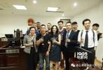 近日,连云港市中级人民法院在微信上发布了一组电影《谜踪》的拍摄现场照片。