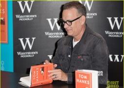 汤姆·汉克斯短篇小说集伦敦发售 将推出中文版
