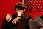11月13日,新《流星花园》F4成员王鹤棣、官鸿、梁靖康、吴希泽首登《风度men's uno Young!》封面大片正式曝光。