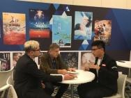 北京电影代表团海外推广 成功举办金沙娱乐论坛等活动