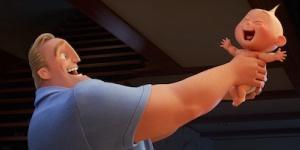 《超人总动员2》预告前瞻 超人小儿子杰克成主角