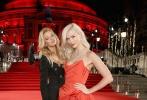 红毯上群星云集,众多女星盛装出席