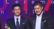 中英电影节颁奖礼伦敦举办 助力中国电影海外推广