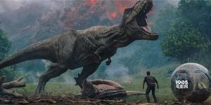 《侏罗纪世界2》首曝沙龙网上娱乐 恐龙集体暴走帕帕狂奔