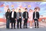 12月12日,新派公路喜剧《末路变奏曲》在京举行开机发布会,导演周诗宇携男主角方力申、女主角姜瑞佳及主演杨惜俊等主创亮相,并宣布影片将于年底前在福建开机拍摄。