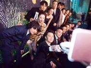 黄轩染谷将太解密《妖猫传》 陈凯歌谈电影信仰