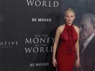《金钱世界》洛杉矶首映 补拍每天连轴转18小时