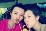 张晋蔡少芬结婚十周年:往后每日我们会继续坚爱!