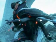 《莫斯科陷落》终极海报 外星Boss对决战斗民族